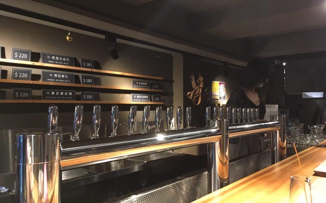 台中精釀啤酒風潮崛起,愛小酌你一定要去的台中啤酒入門店——禾樂精釀所