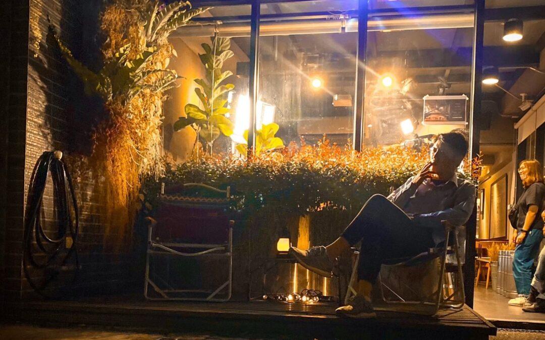 台中東海商圈打卡好去處,一日遊玩美食景點與IG熱門台中酒吧——「禾樂精釀所」